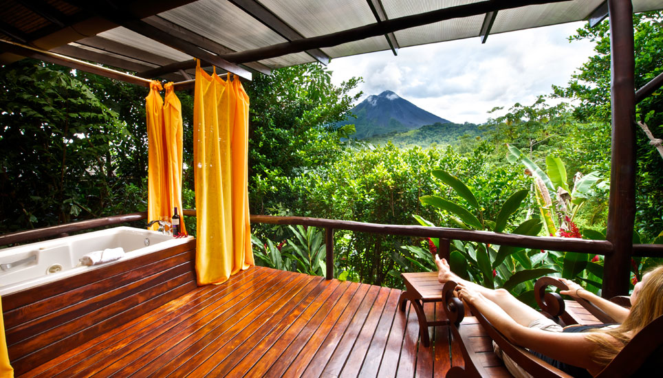 Nayara hotel spa and gardens costa rica specialists for Very luxury hotels