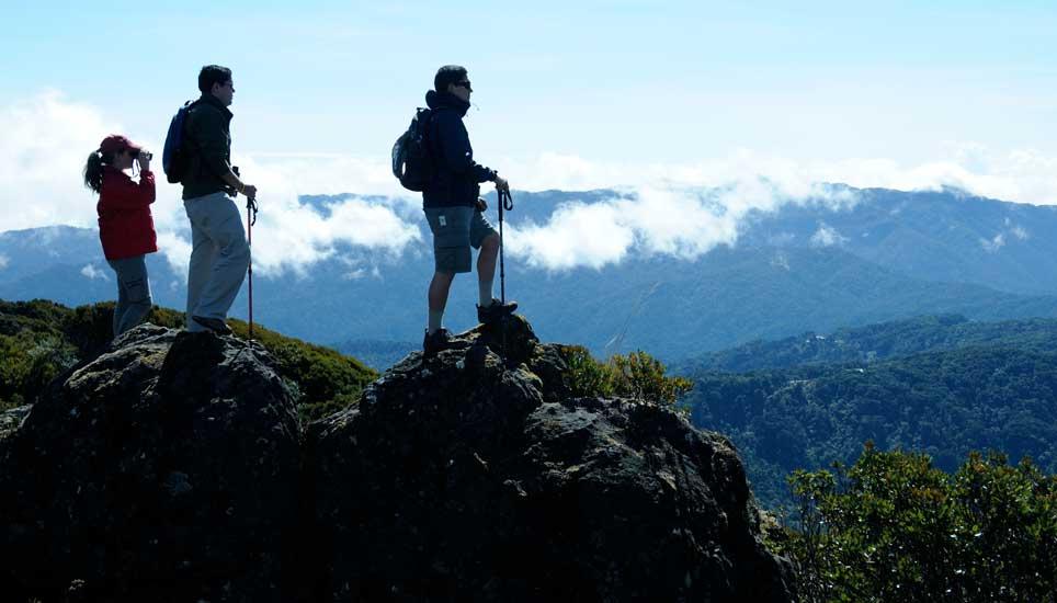 scenic hike costa rica