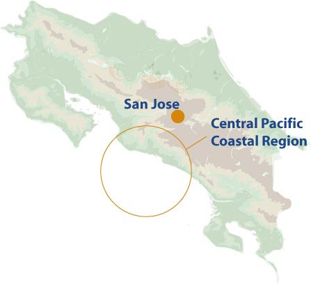 Central Pacific Coastal region
