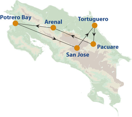Active-Costa-Rica-map
