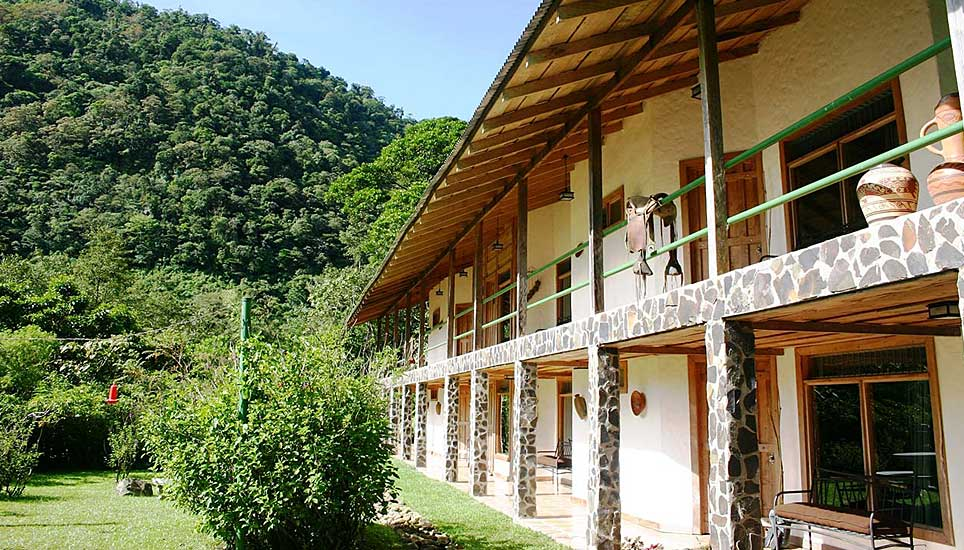 Bosque de Paz rooms