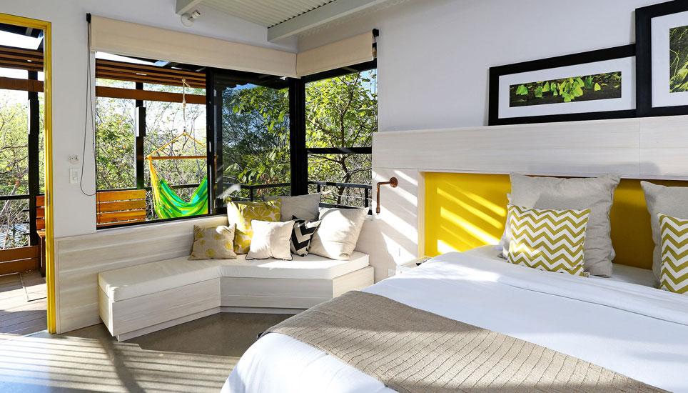 Rio Perdido room
