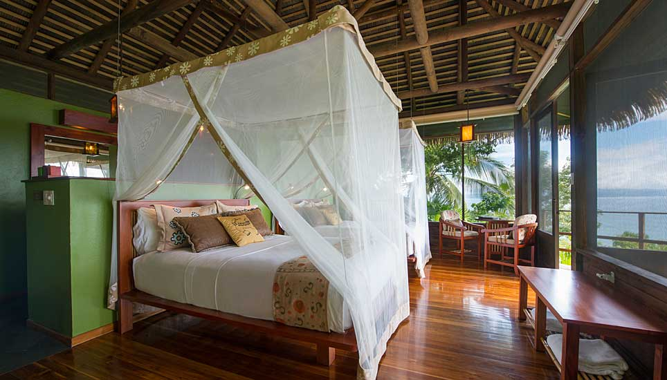 Lapa Rios Ecolodge room