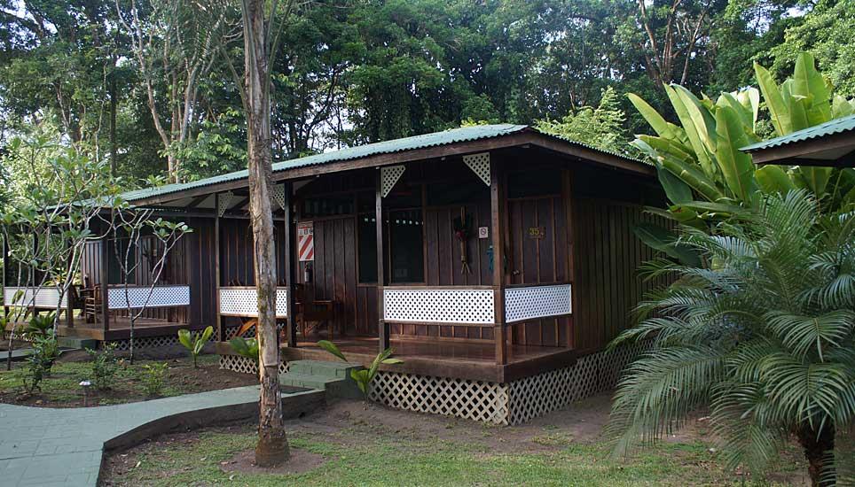 Mawamba Lodge rooms