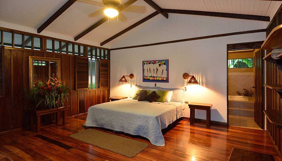 Mawamba Lodge room