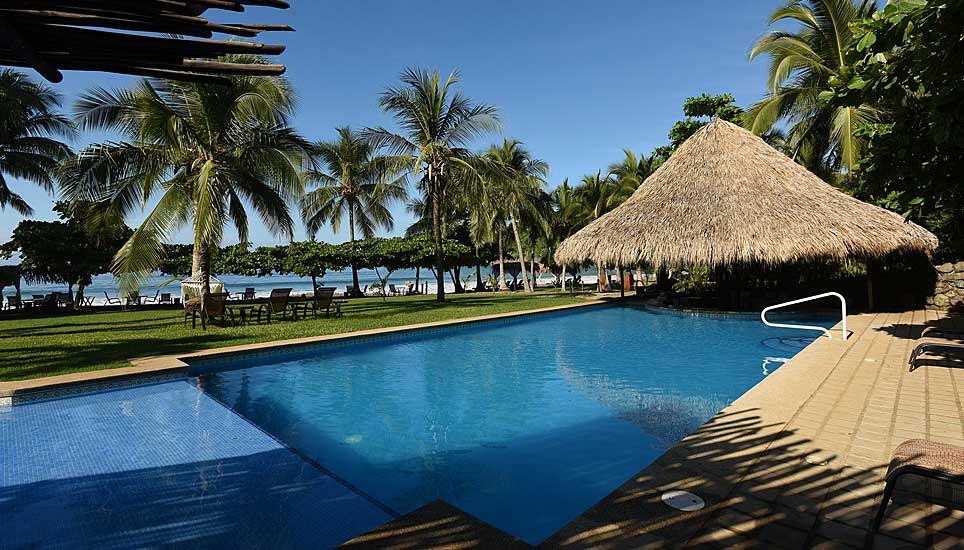 Hotel Punta Islita swimming pool