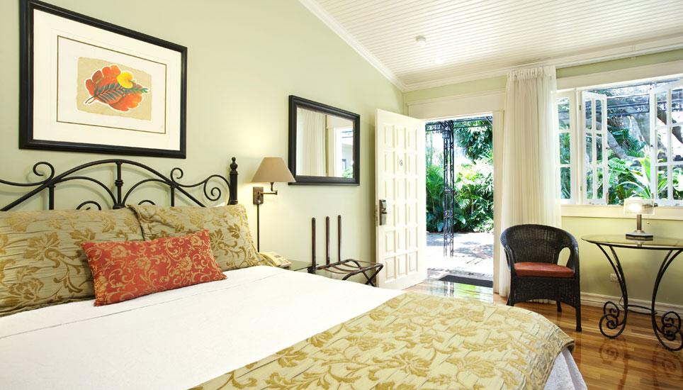 Hotel Grano de Oro room