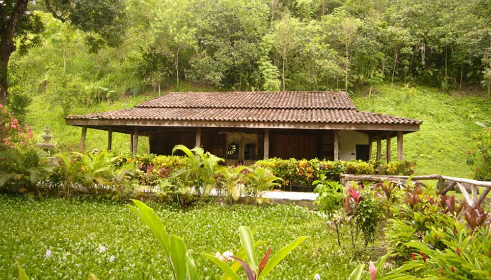 Villa Lapas resturant