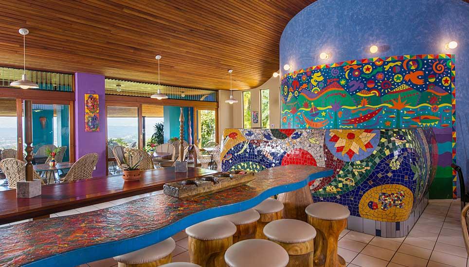 Xandari Resort & Spa bar