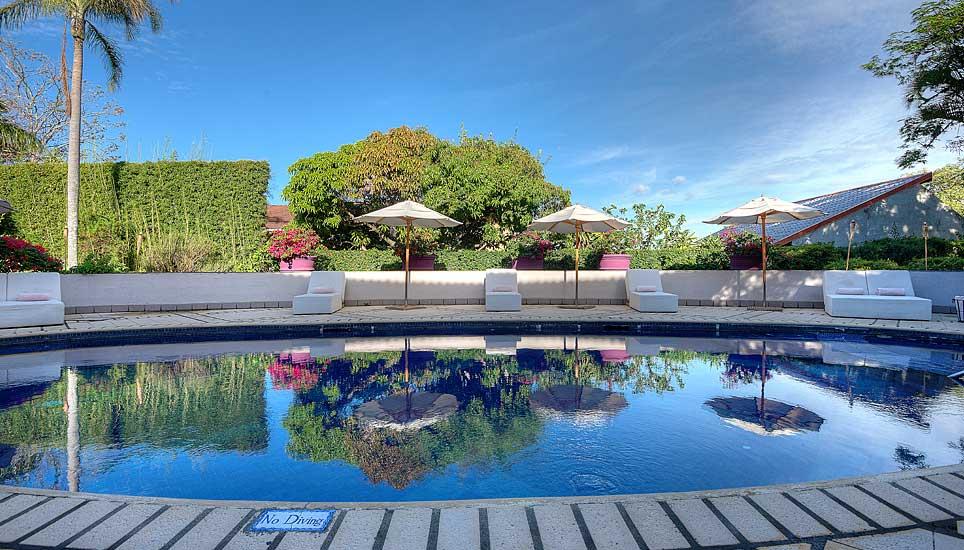 Alta Hotel pool