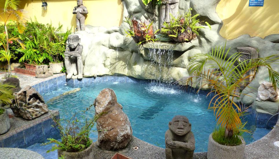 Hotel Don Carlos pool