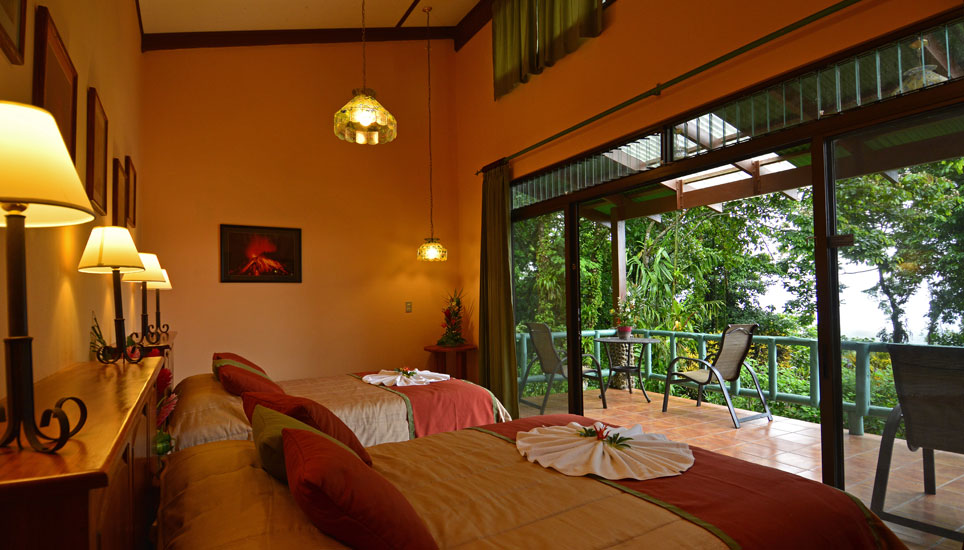 Arenal Observatory Lodge picture of a room
