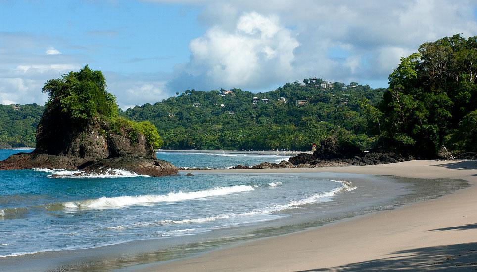 pacific coastline costa rica