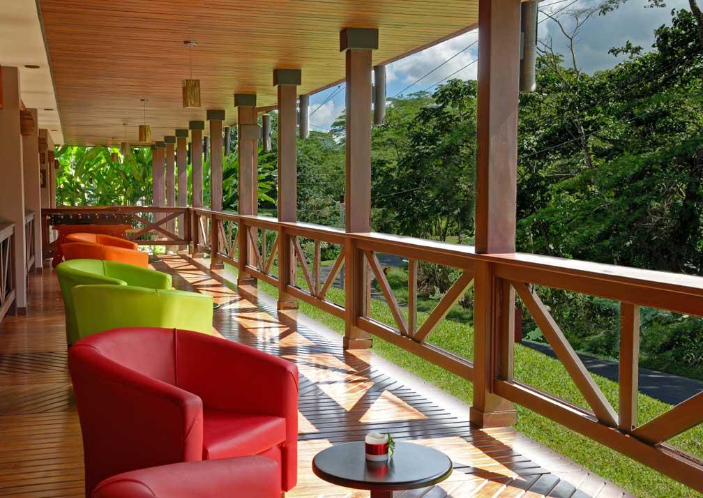 Alta Hotel dining room