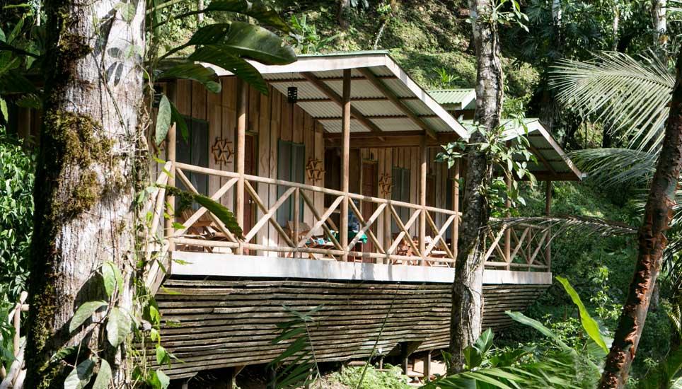 Pacuare Lodge room