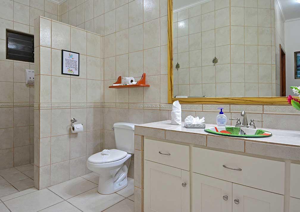 AOL bathroom