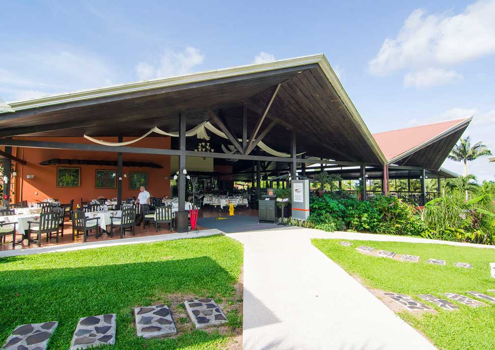 arenal springs main building