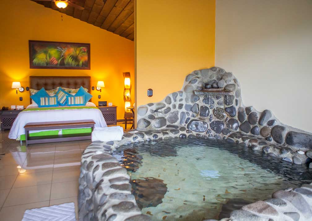 arenal springs indoor water feature