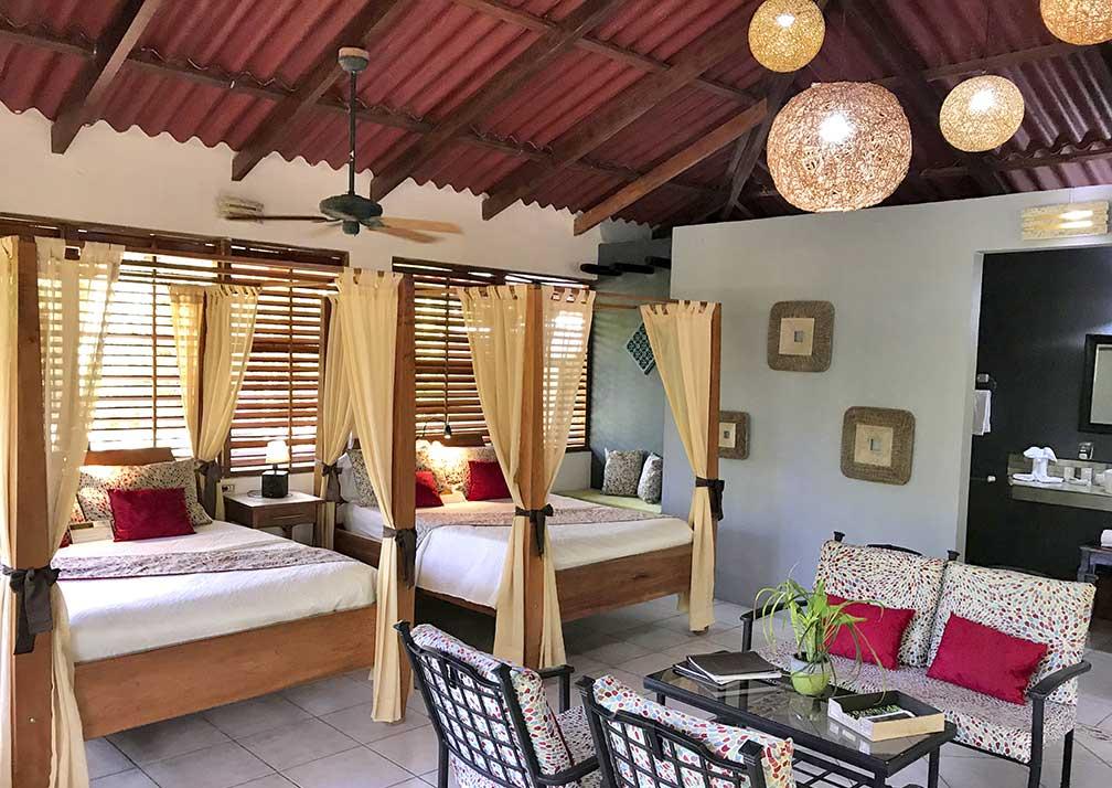 CC double bedroom