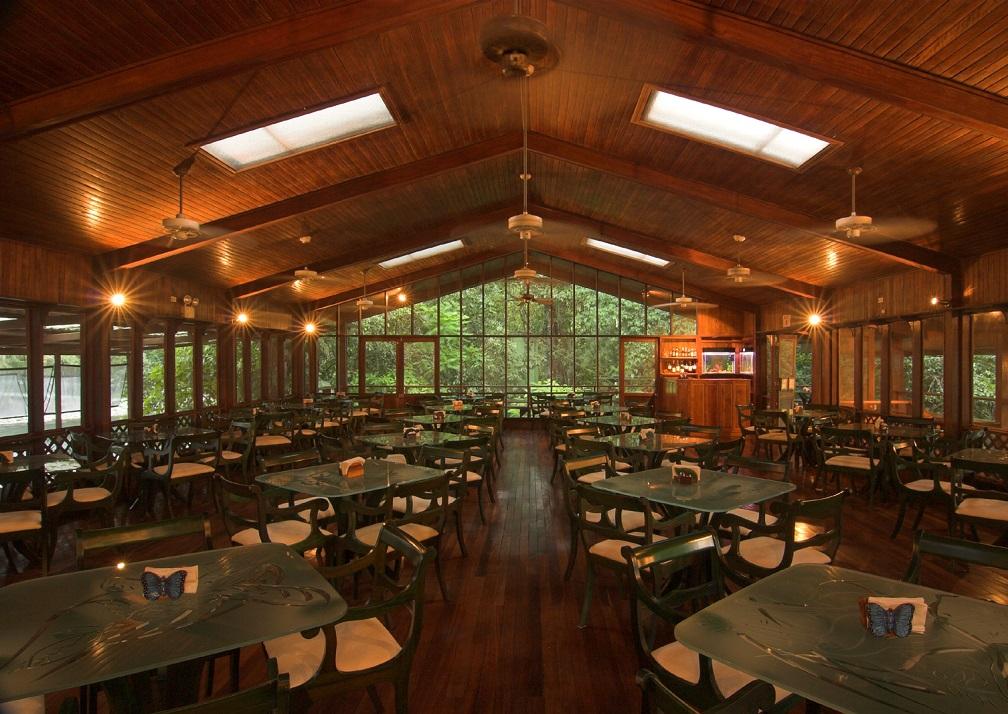 Main dining hallSelva Verde Lodge, Sarapiqui, Costa Rica